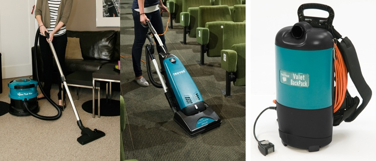 Choosing the right commercial vacuum cleaner truvox international - Choosing a vacuum cleaner ...