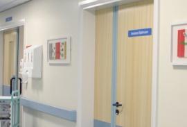 Safety first at Horsham Hospital