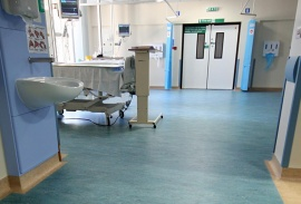 Birmingham Hospitals improve cleaning