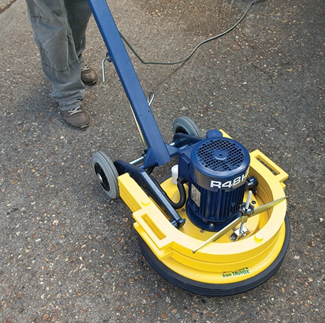 Cimex heavy duty industrial cleaning truvox truvox for Cement cleaning products