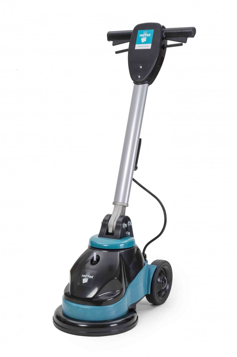 truvox orbis compact floor cleaning machine made in britain