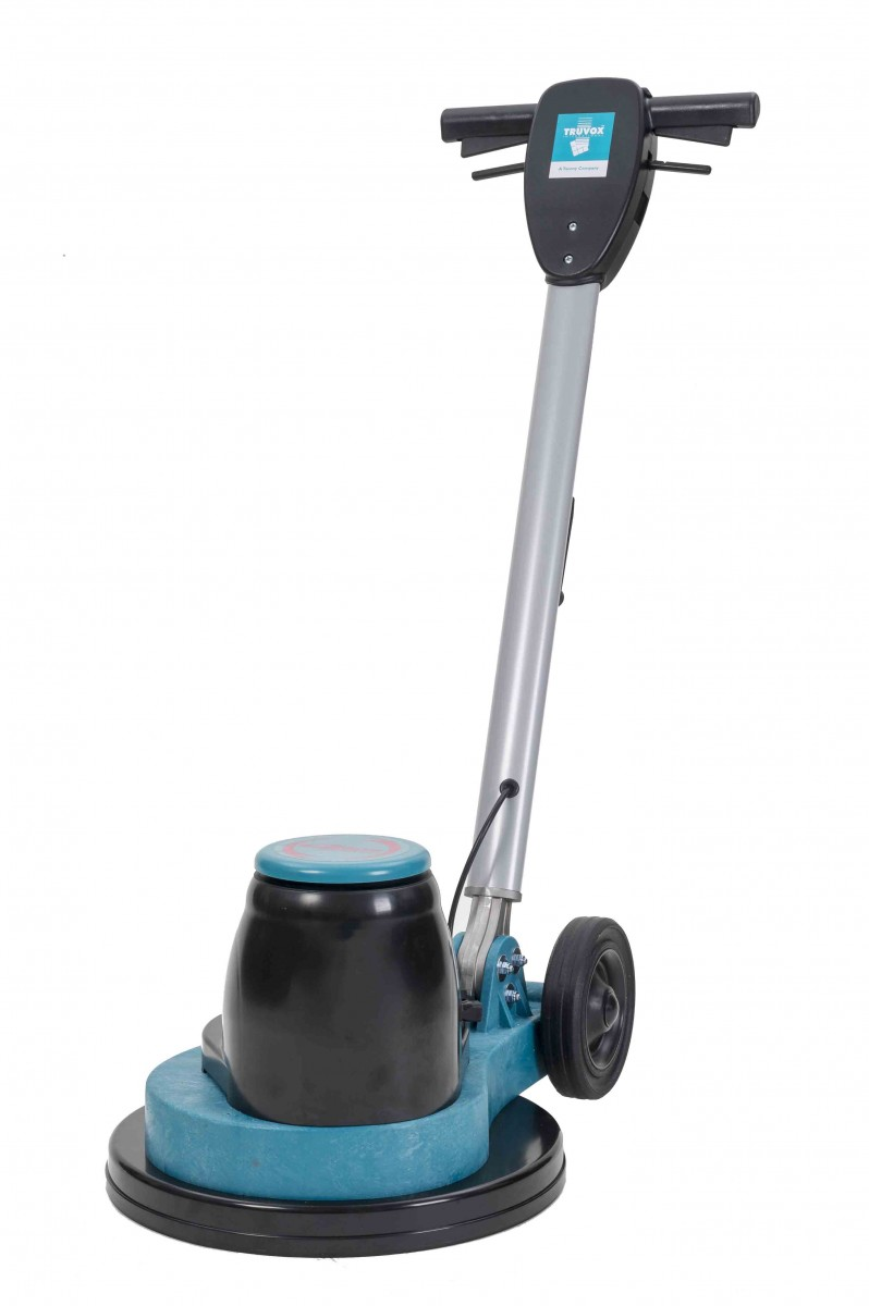 Truvox Orbis Duo commercial floor cleaning machine made in britain