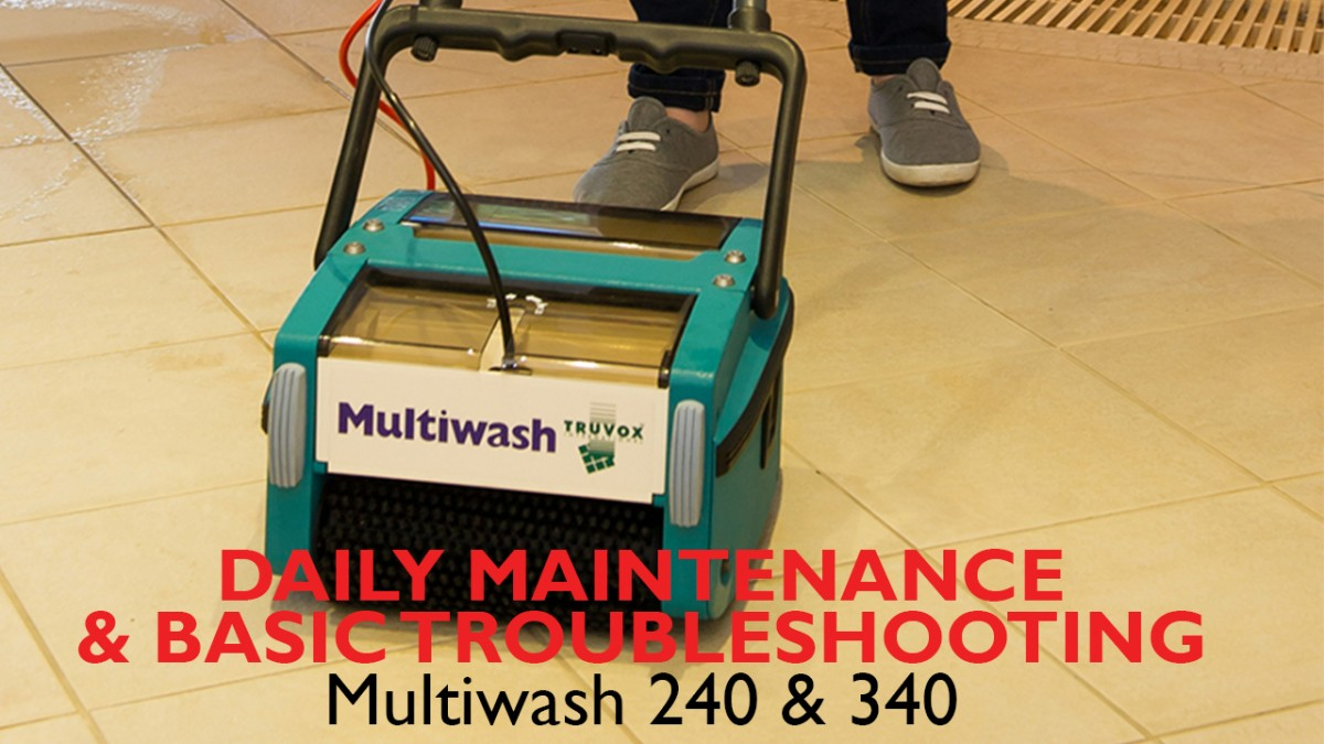 multiwash battery video