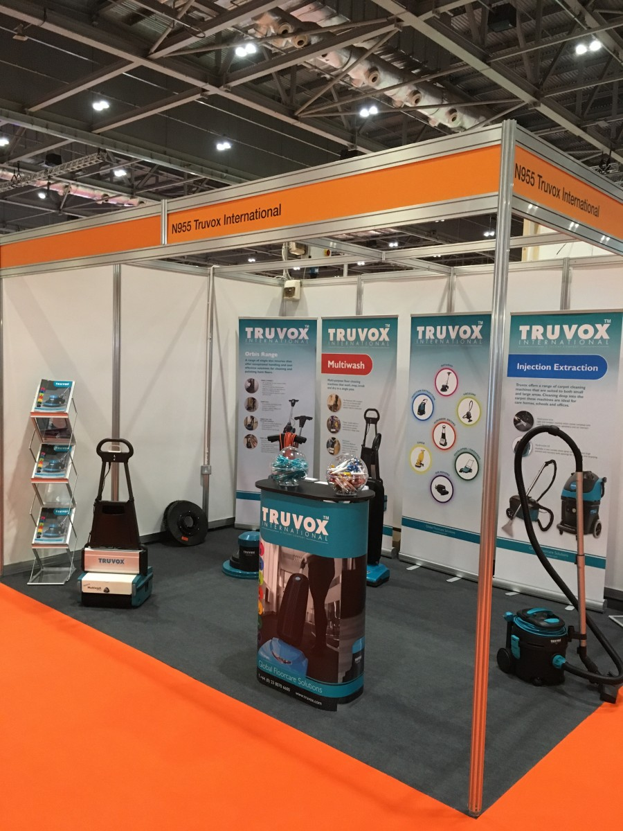 Truvox at the Facilities Show 2017