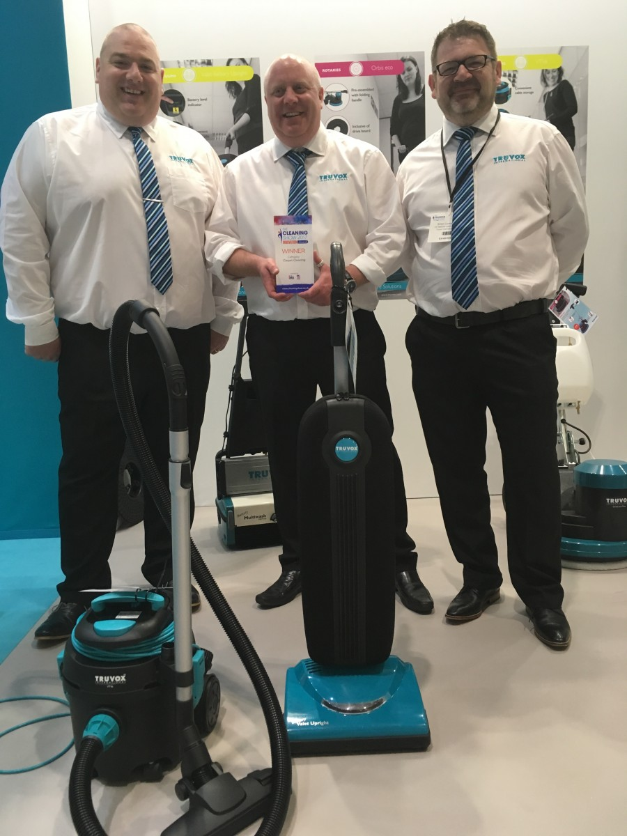 Truvox Cleaning Show 2017